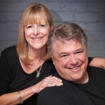 Karen Bell-Brege and Darrin Brege