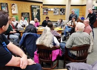 Freelance Marketplace Meeting at B&N in Rochester Hills