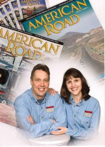 Thomas and Becky Repp of American Road Magazine