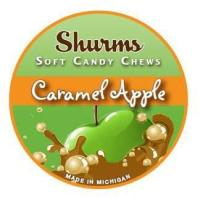Flavored Caramel Chews, Chocolates, and Taffy. Made in Michigan