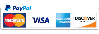 Pay Pal logo graphic, click to pay online