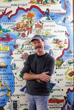 Tom Daldin, Host and Writer, Under the Radar