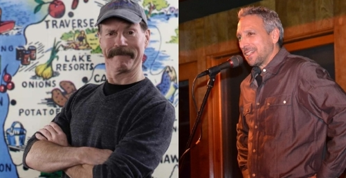 Tom Daldin and John Lamb are the Featured Speakers at the Fall 2017 Rochester Writers' Conference