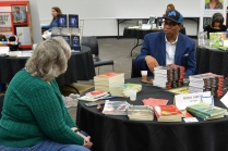 Rochester Hills Public Library and Rochester Writers Seek Local Authors for Second Annual Author Fair - Images from the 2019 Event Courtesy of Rochester Writers (5)